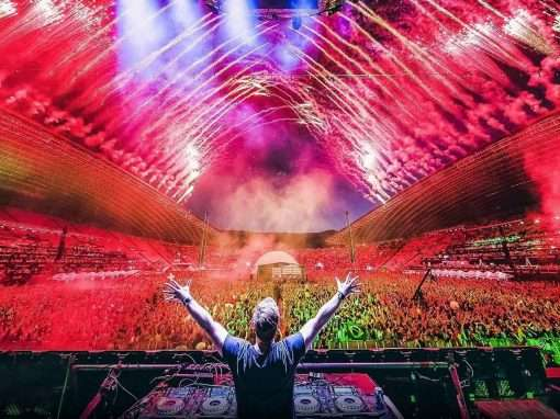 Online Marketing Strategy and Brand Exposure for European Music Festival