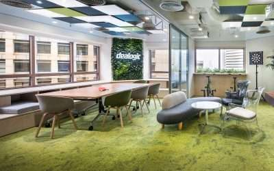 Biophilia in the Office Space!