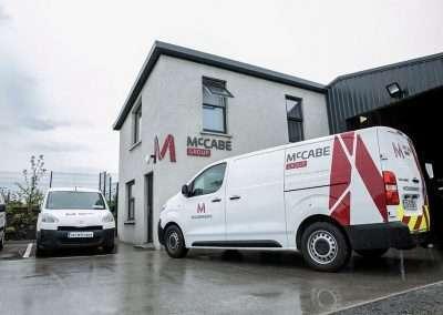 McCabe Group Rebrand