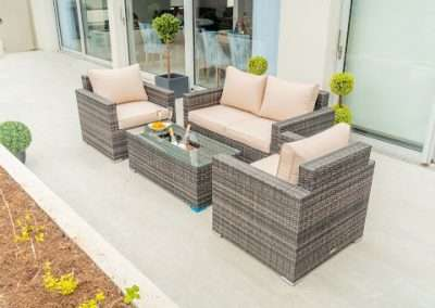 rattan cube new brand and skyrocket online sales